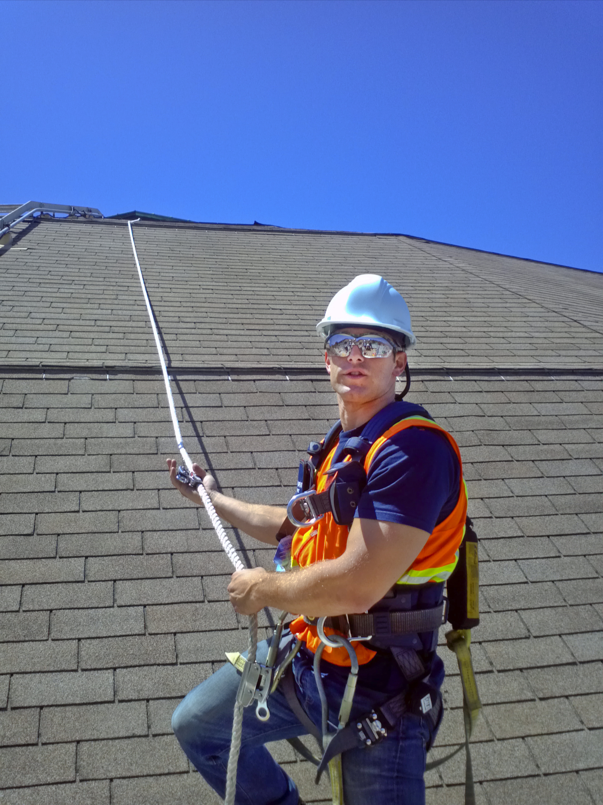 Stock Up On Fall Protection Equipment